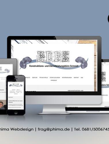 Webdesign – KDBS